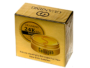 Mặt Nạ Mắt Collagen 24K Pure gold